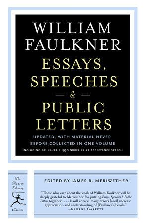 isolation in faulkners light in august essay 4 themes isolation: all of the predominant characters in this novel are isolated in   10 essay: 1979 opening paragraph- light in august, by william faulkner.