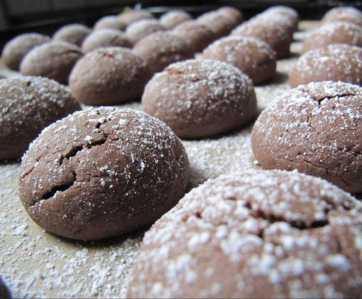 Rezept Cremige Schokokekse von sabri - Rezept der Kategorie Backen süß