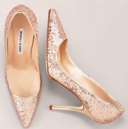 40 Best images about Shoes-Manolo Blahnik Bridal ...