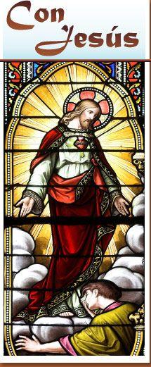 Con Jesus  http://www.conjesus.org/evangelio-del-dia.cfm?id=evangelio-lecturas-del-dia