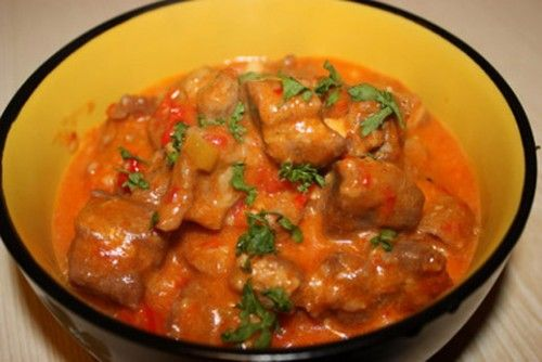 Паприкаш - найкраще з угорської кухні
