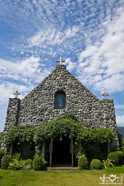 Mt. Carmel Church, Batanes, Philippines