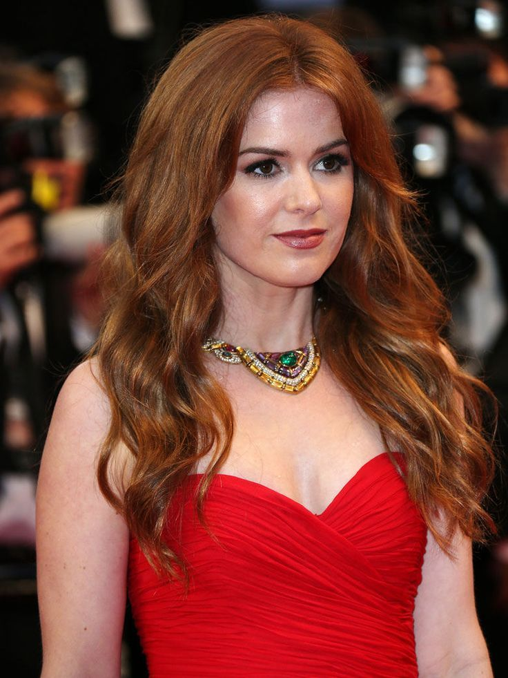 Trendy Hair Style : Isla Fisher au Festival de Cannes 2013