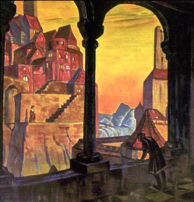 Cor Ardens - Nicholas Roerich