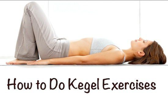 how to work kegel muscles
