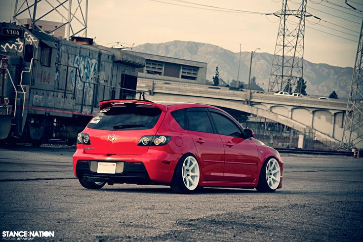I hope all of us Euro fans can appreciate this Mazdaspeed3.