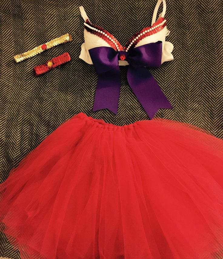 DIY Sailor Mars costume
