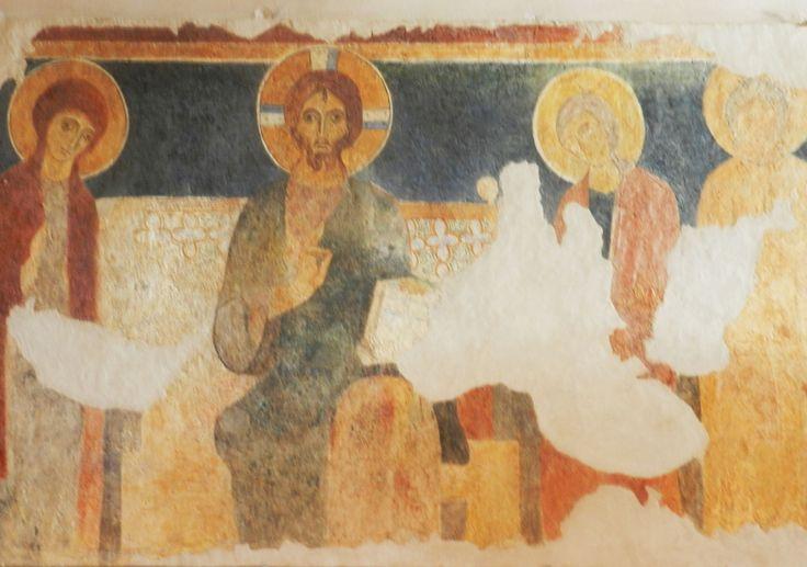 Casarano - S, Maria della Croce, affreschi.