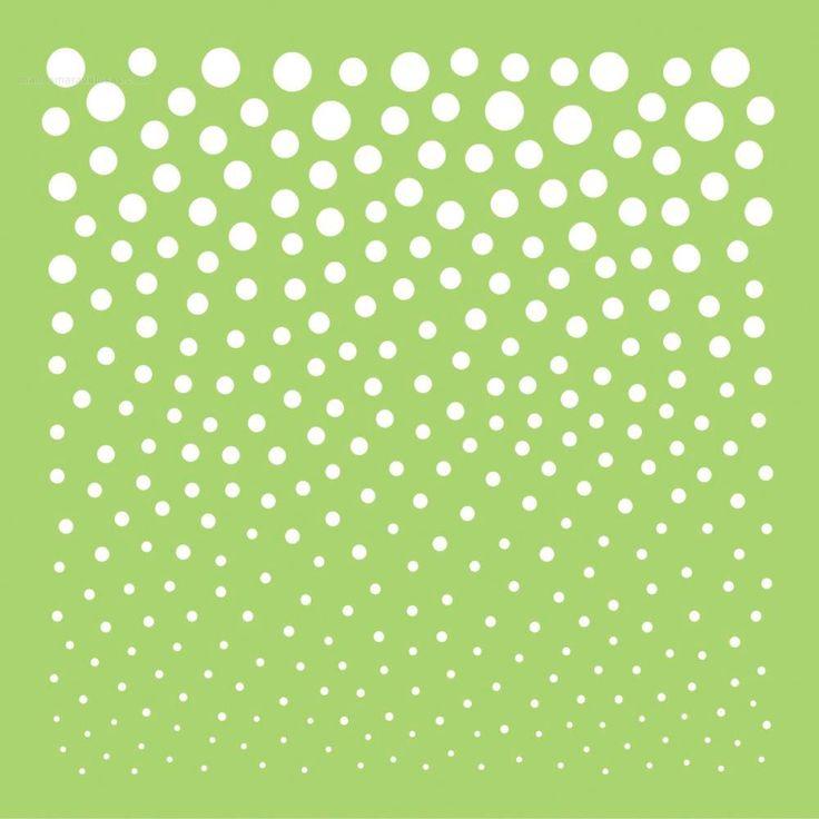 Plantilla Fading dots | Manos maravillosas Tu tienda online de scrap