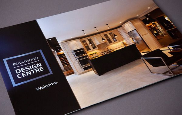 Design Centre Brochure By Toolbox Strategies  Via Behance