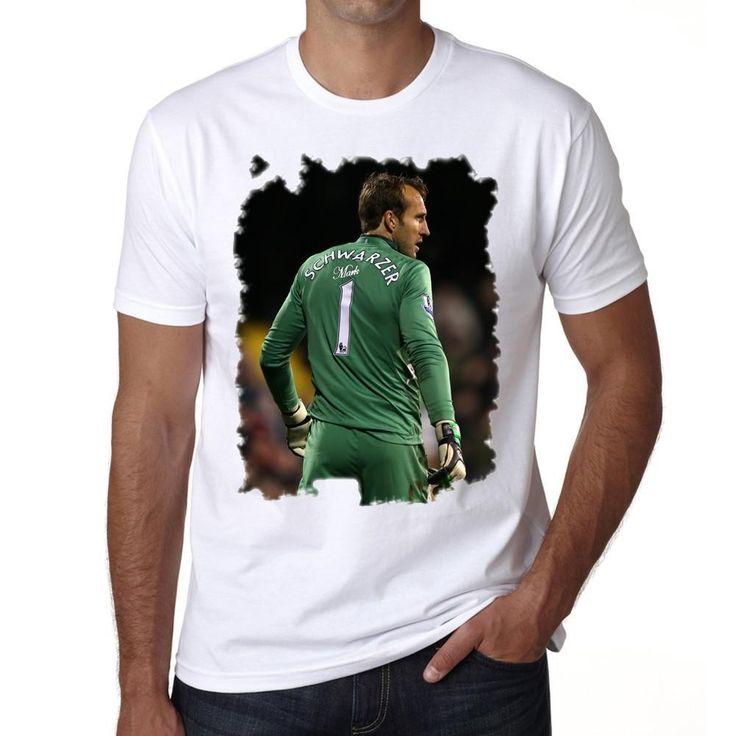 Mark Schwarzer Men's T-shirt ONE IN THE CITY