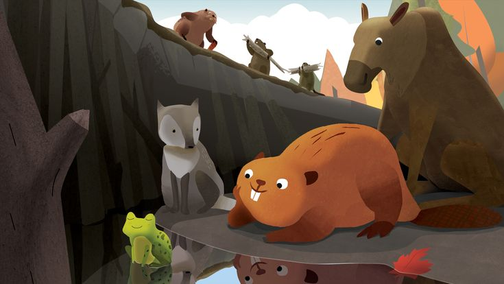 DAM: The Story of Kit the Beaver. | Josh Clavir (IMA'10) & Kjell Boersma (IMA'15) | Premiere Feb 25 at the Toronto Symphony Orchestra. | Commissioned by the TSO and TIFF Kids as part of the Canada 150 initiative from Heritage Canada.