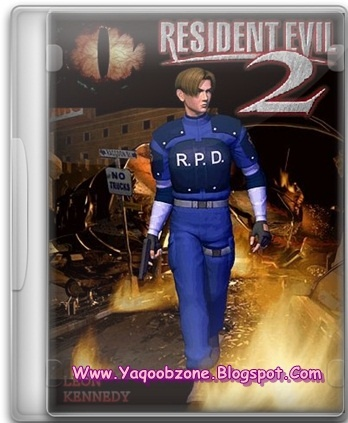 Resident Evil 2 Pc Game Full Version Free Download | Free Softwares & Games