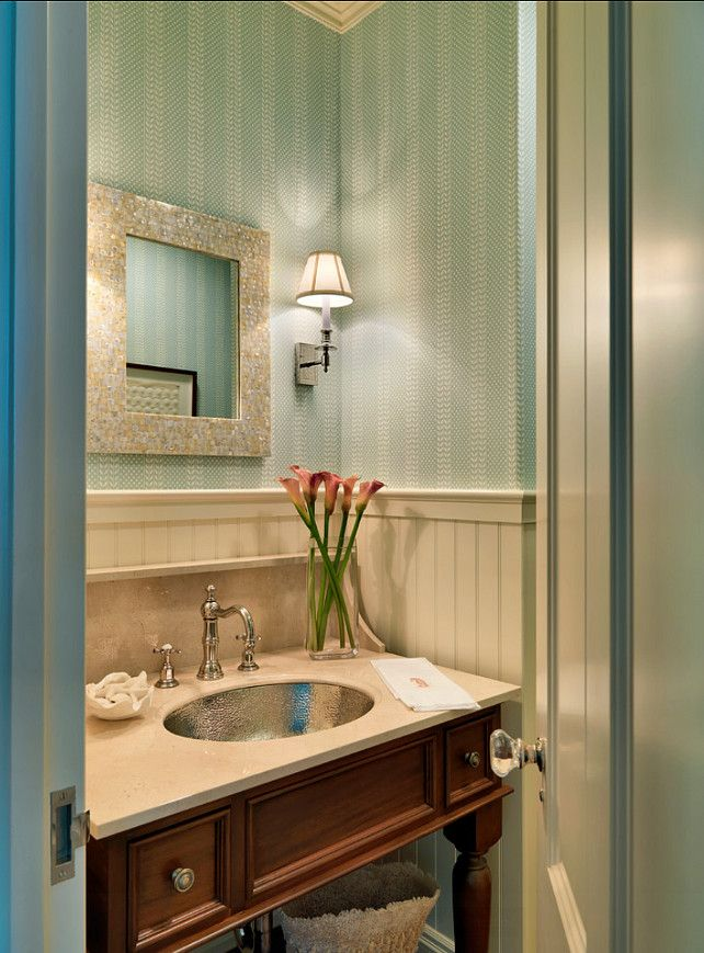 17 best images about small powder room on pinterest Very small powder room ideas