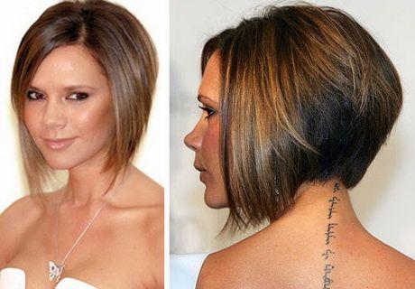 Corte de cabelo curto atras