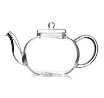 glass teapot from Davids tea! So pretty but so hard to clean!