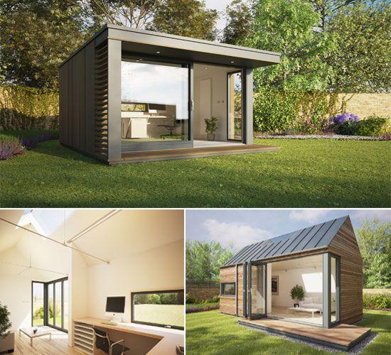 Pod Space home-garden offices