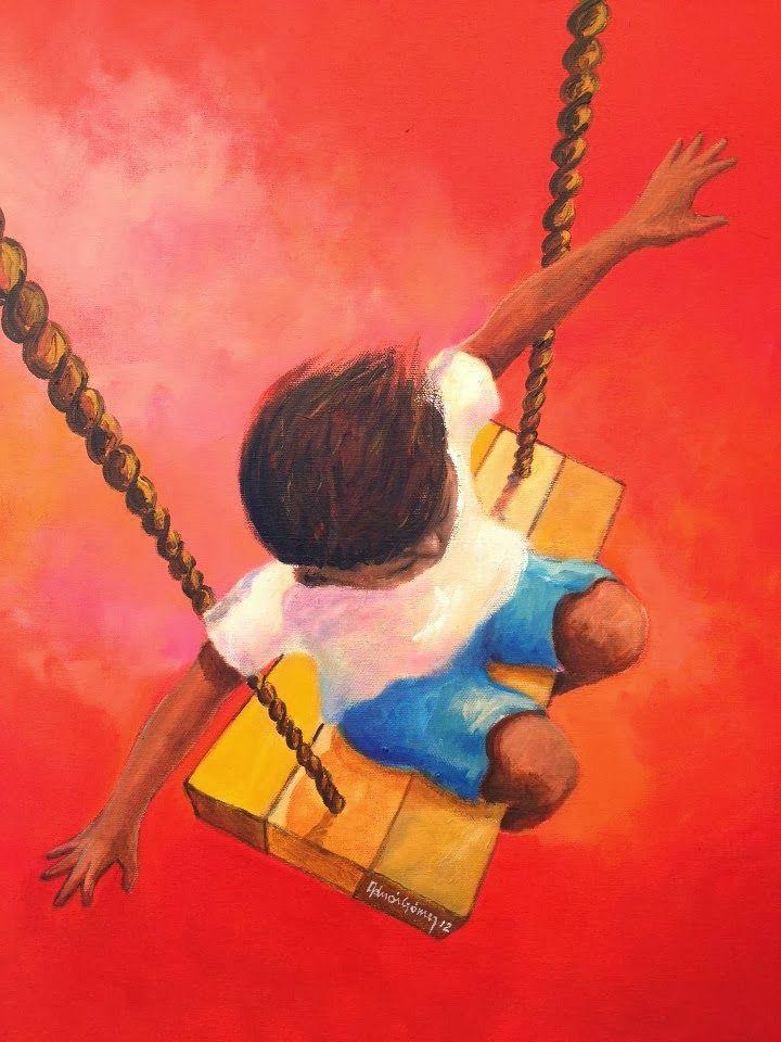 1140 best black art images on Pinterest   Caribbean art, Naive art ...