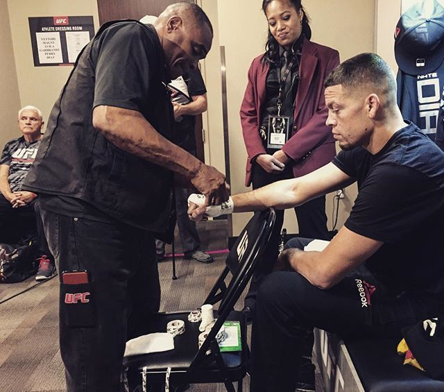 Last Sat @natediaz209 had a controversial loss against Conor Mgregor. We are very proud of his efforts and proud to have him on our side! #ufc202 #teamwork #teamdiaz #fitness #health #nutrition #representcranked #thediazshow @nickdiaz209 @graciefighter_209 @diazbrothers209 @chrisavila209