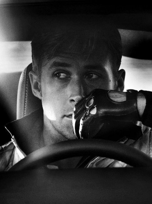 Ryan Gosling. Drive. Good movie!