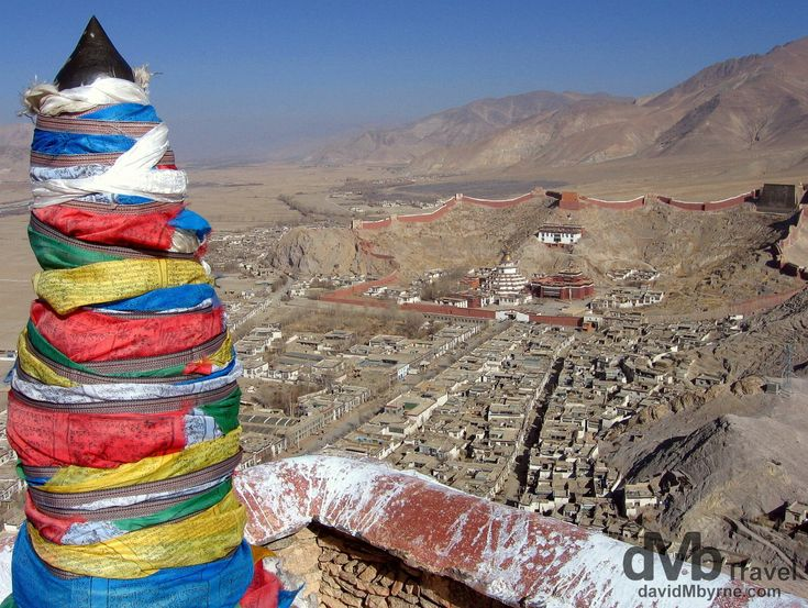 dMb Travel - eDiary - Gyantse, Friendship Highway, Tibet. http://travel.davidmbyrne.com/diary/friendship-highway-tibet/