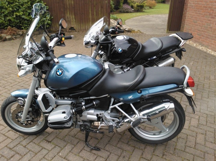 1998 and 2005 - minor changes including ABS and Handlebars