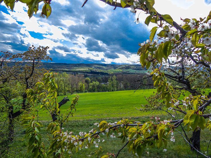 Wundervolle Aussicht. Die sagenumwobene Bergwildnis im Harz.  www.treat-of-freedom.de  Abenteuer * Individualreisen * Bushcraft * Outdoor * Natur
