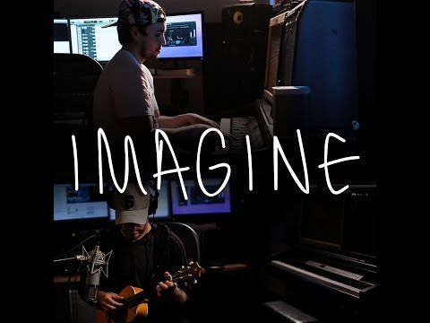 Imagine - Chester See & Andy Lange - Cover - Thirstproject - YouTube