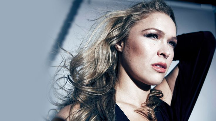 Wall Hit: Ronda Rousey 2015 Wallpapers