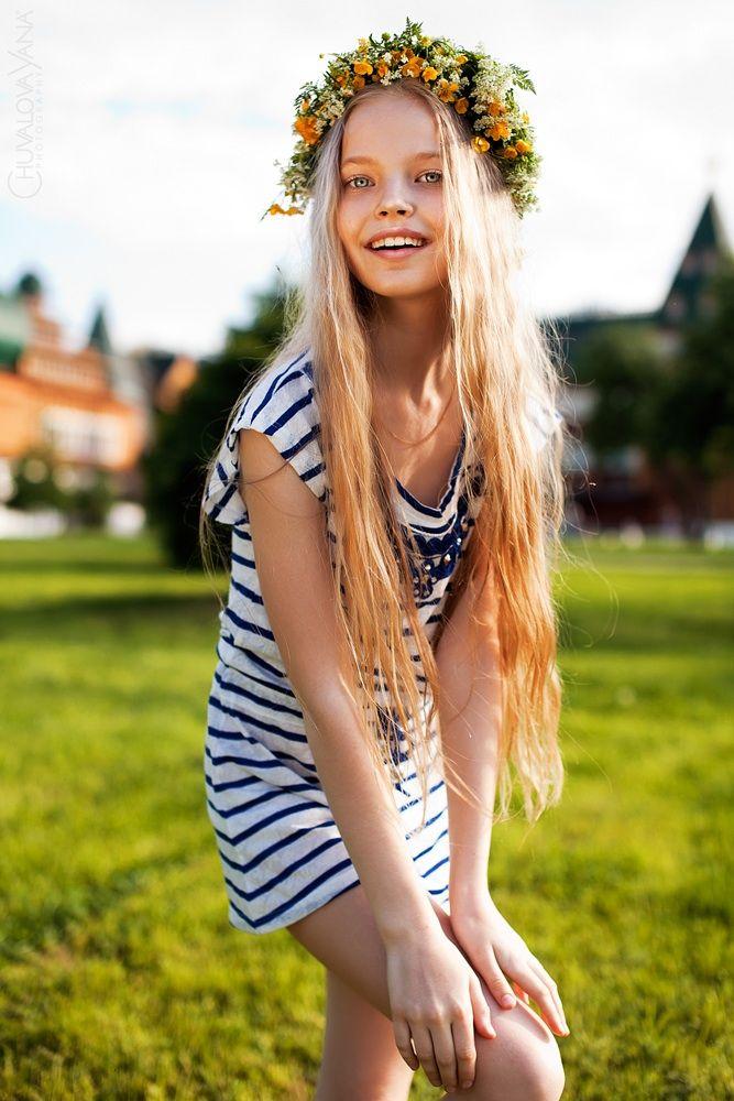 Teen russian girls