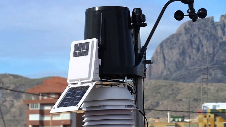 Consejos para el buen mantenimiento de una estación meteorológica profesional o para el hogar.