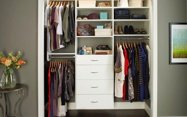 14 Inspiring Hallway Closet Organization Ideas