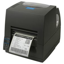 Citizen thermal label printers at Wish A POS Citizen, a global brand, known for its commitment to quality, is one of the biggest watch-makers in the world.