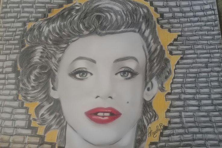 Matita - ritratto a matita da foto - un prodotto unico di angiehouse su DaWanda