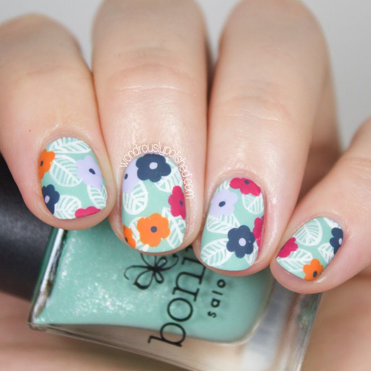 354 best Nailart images on Pinterest | Nail design, Cute nails and ...
