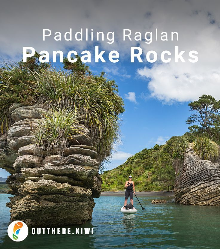 It was never our intention, but we seem have developed a fascination with pancakes. Not the edible kind, although we are partial to a good breakfast pancake with maple syrup. The pancakes we're referring to are the incredible layered rock formations made famous here in New Zealand by the Punakaiki Pancake Rocks and Blowholes on the west coast of the South Island. #newzealand #paddling #outdoors #travel