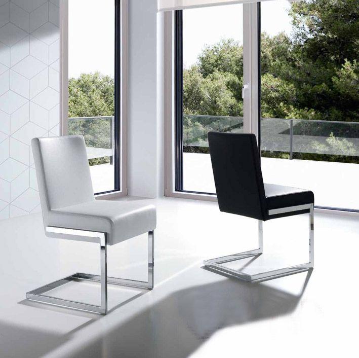 Stoler og spisebordstoler modell DAMIAN. www.dekorasjondesign.com, din komplette nettbutikk av stoler og spisebordstoler.