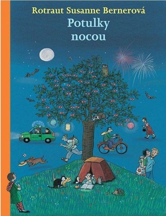 Potulky nocou je taktiež výborný knižný tip pre deti do 3 rokov.