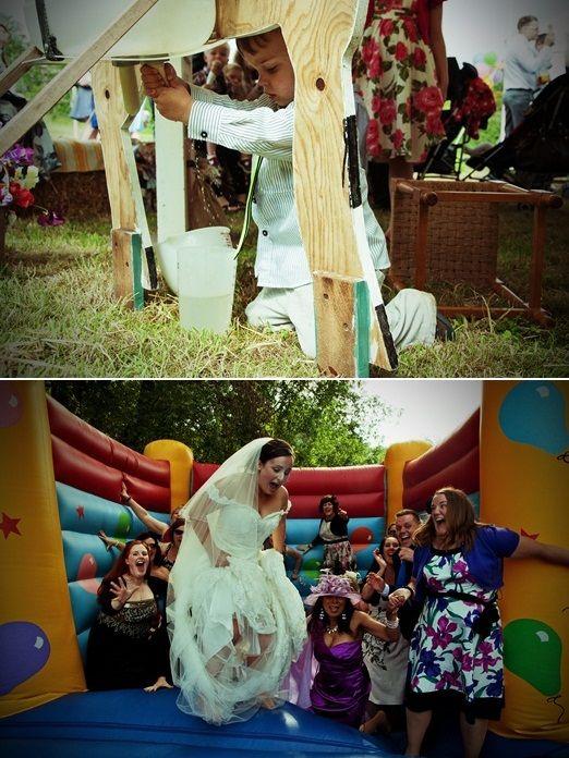 #VillageFeteWedding #weddingideas #weddingfun