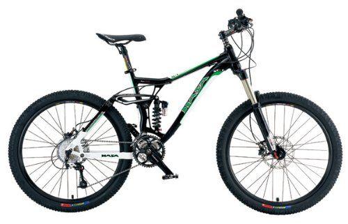 "2012 HASA 30 Speed Dual Suspension Mountain Bike SLX 20"" - http://mountainbikesforsales.com/2012-hasa-30-speed-dual-suspension-mountain-bike-slx-20/"