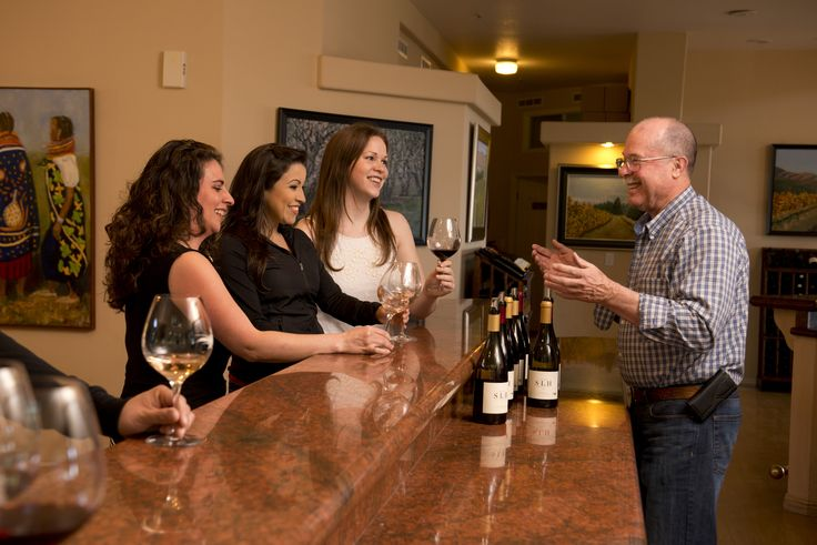 Enjoy the complete Santa Lucia Highlands experience at the Hahn Tasting Room, where the only thing better than the view is the wine.  Nestled in the heart of the Smith Vineyard, guests of the Tasting Room are encouraged to bring...