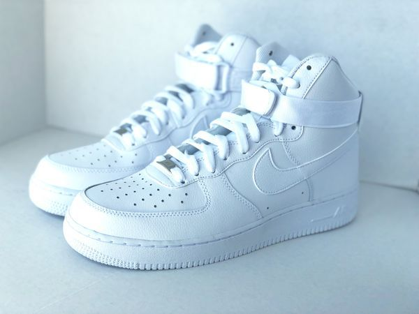 Nike Air Force 1 Hightop Lime Green Women S 7 5