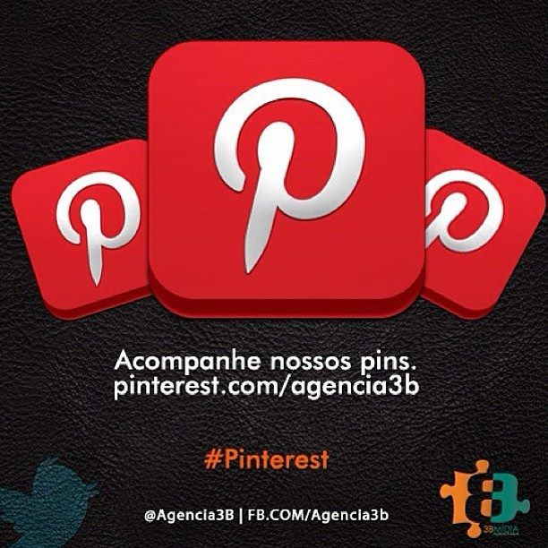 Divulgação do Pinterest.