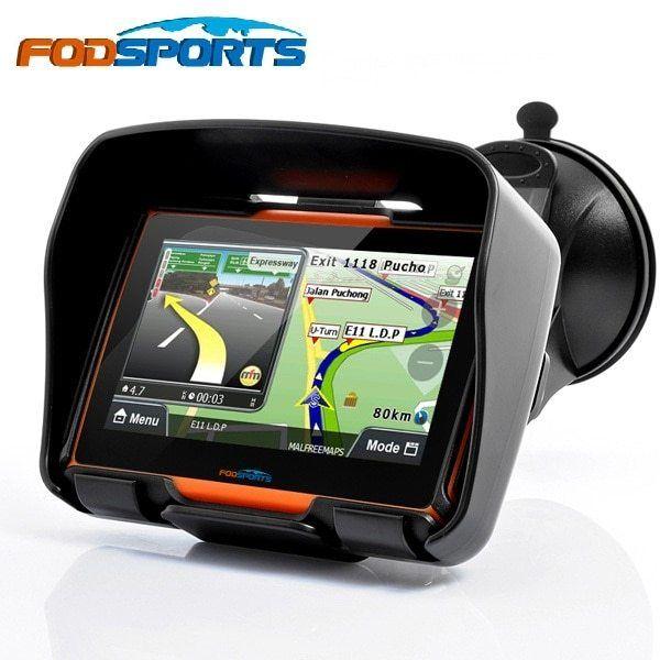 Comprar Fodsports Actualizado 256m Ram 8gb Flash 4 3 Pulgadas Moto
