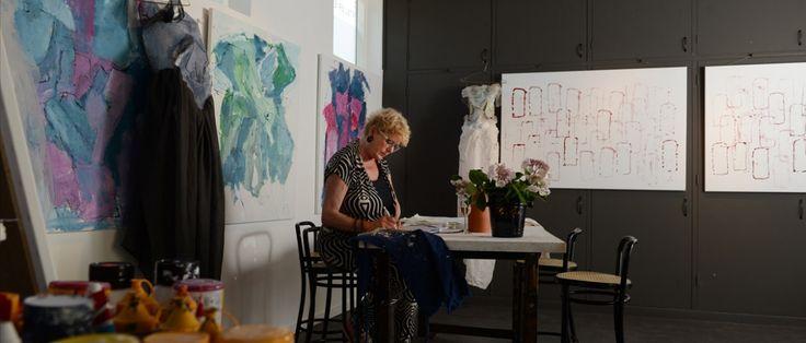 Design your own label. Atelier Ellen.