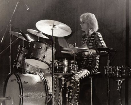 Spiders Drummer Woody Woodmansey's Favourite Bowie Moments.