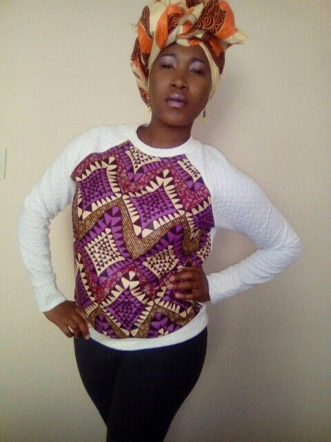 African Beauty by Modice Creation