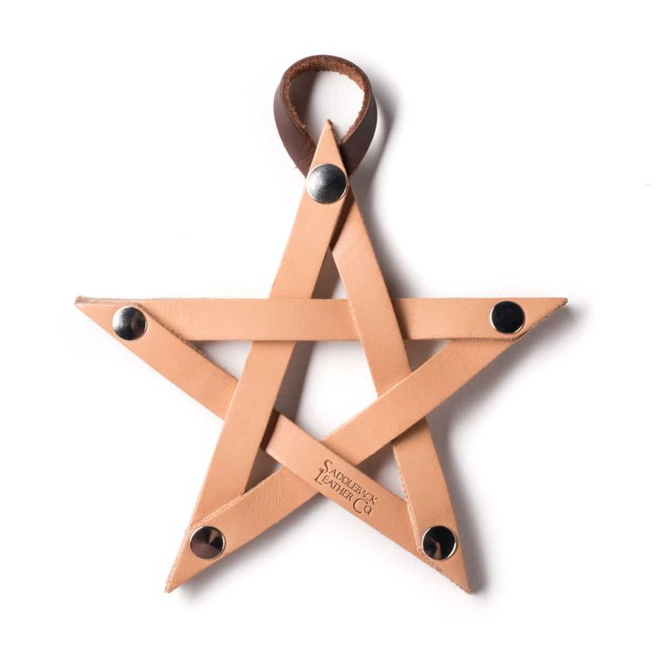 Christmas Star | Saddleback Leather Co.