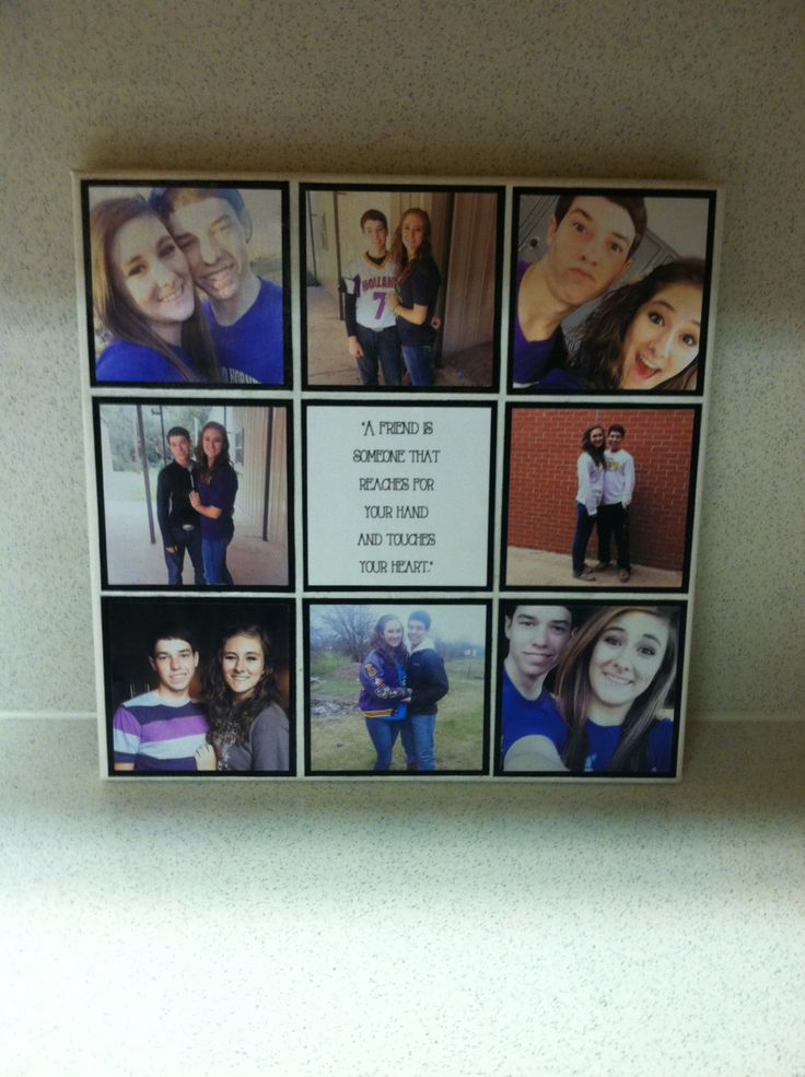 Picture Frame For Boyfriend Couples