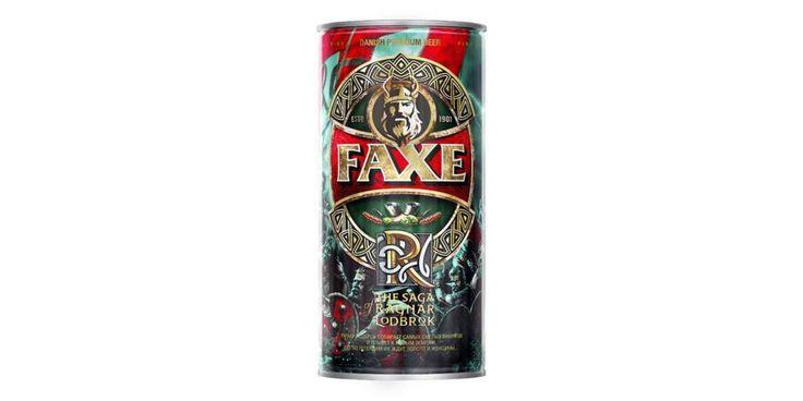 Продолжение «Саги о Рагнаре Лодброке» от FAXE PREMIUM | Пресс-центр | Московская Пивоваренная Компания